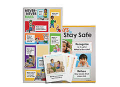 Child Protection Unit Kindergarten Poster and Card Pack