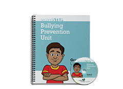 Second Step Bullying Prevention Unit Grade 4 Lesson Notebook + Staff Training