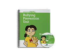 Second Step Bullying Prevention Unit Grade 3 Lesson Notebook + Staff Training