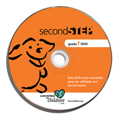 Spanish Second Step Grade 1 Lesson DVD