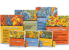 Second Step Grades 6–8 Bundle (2008 Edition)
