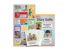 Child Protection Unit Grades 1–3 Poster and Card Pack