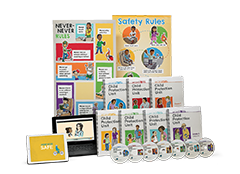Second Step Child Protection Unit Early Learning–Grade 5 Bundle