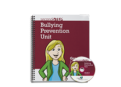 Second Step Bullying Prevention Unit Grade 5 Lesson Notebook + Staff Training