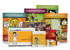 Second Step Grade 2 Classroom Kit