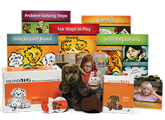 Second Step Grade 1 Classroom Kit