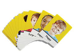 Second Step Early Learning Feelings Cards