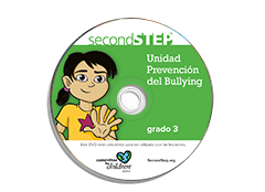 Spanish Bullying Prevention Unit Grade 3 Lesson DVD