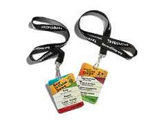 K–5 Staff Lanyards with Skill Reinforcement