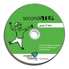 Spanish Second Step Grade 3 Lesson DVD