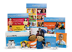 Second Step Early Learning Classroom Kit