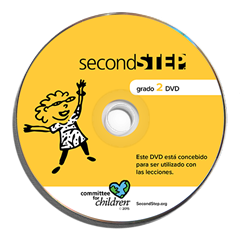 Spanish Second Step Grade 2 Lesson DVD