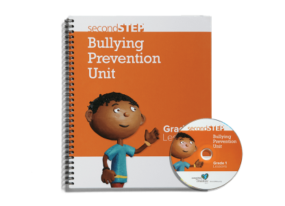 bullying prevention unit grade 1 kit