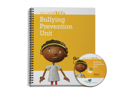 bullying prevention unit grade 2 kit