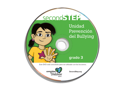 bullying prevention unit grade 3 spanish dvd