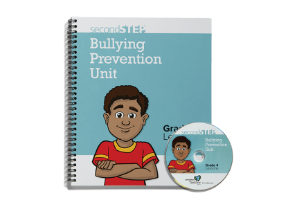 bullying prevention unit grade 4 kit