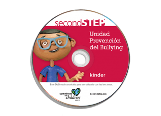 bullying prevention unit kindergarten spanish dvd