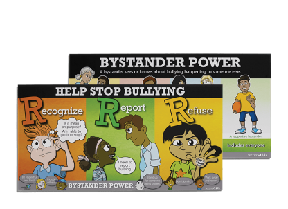 bullying prevention unit poster pack