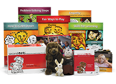 Second Step Kindergarten Classroom Kit