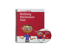 Second Step Bullying Prevention Unit Kindergarten Lesson Notebook + Staff Training