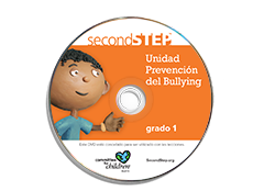 Spanish Bullying Prevention Unit Grade 1 Lesson DVD