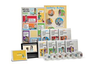 child protection unit el-g5 bundle