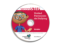 Spanish Bullying Prevention Unit Kindergarten Lesson DVD