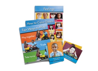 second step early learning poster and card pack