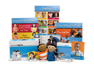 second step early learning kit