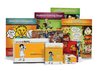 second step grade 2 kit