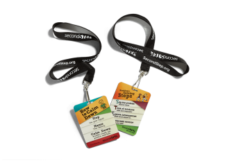 second step kindergarten–grade 5 lanyards