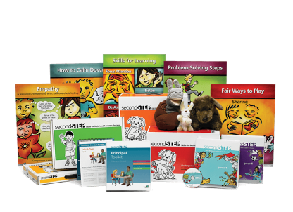 second step and principal toolkit k-5 bundle