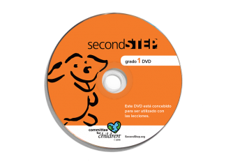 second step spanish grade 1 dvd