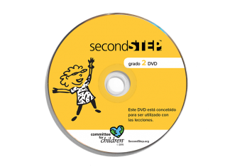 second step grade 2 spanish dvd