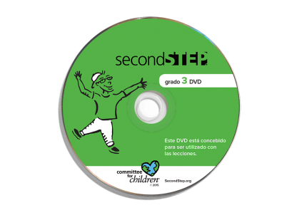 second step spanish grade 3 dvd