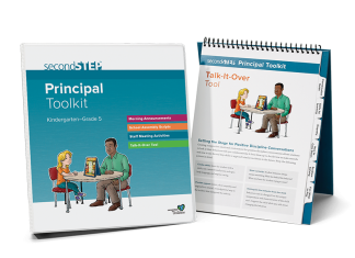 second step principal toolkit